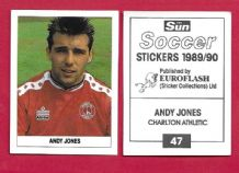 Charlton Athletic Andy Jones 47
